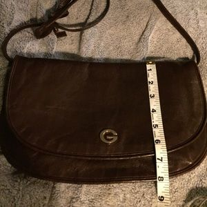 Handbags - Deep brown genuine leather shoulder bag 💼👜❤️
